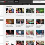 Сайт EnglishCentral (видеоуроки для любого уровня)