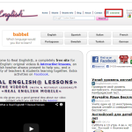 Видеоуроки английского языка