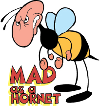 Mad-as-a-Hornet