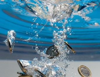 water-money