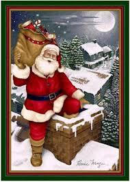 Санта и дымоход чем закрыть дымоход внутри дома