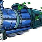 Идиома дня: GRAVY TRAIN