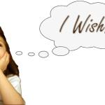 I wish (that)… — Как жаль, что…